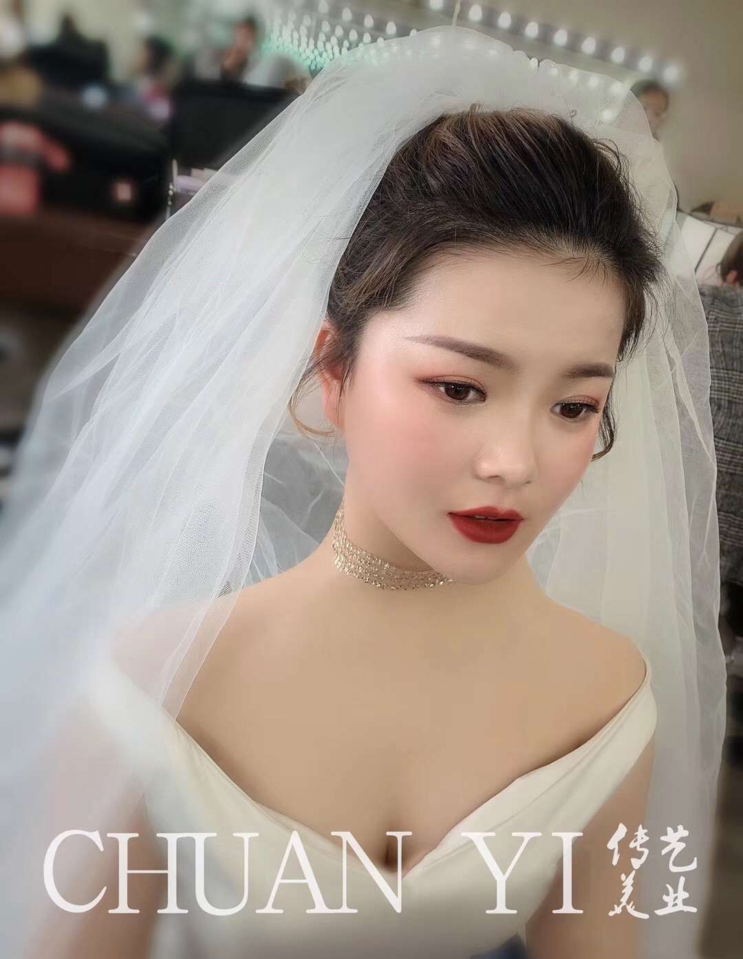 新娘效果案例