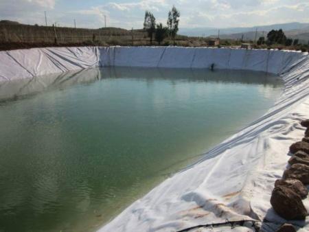 魚塘土工膜能使用多久
