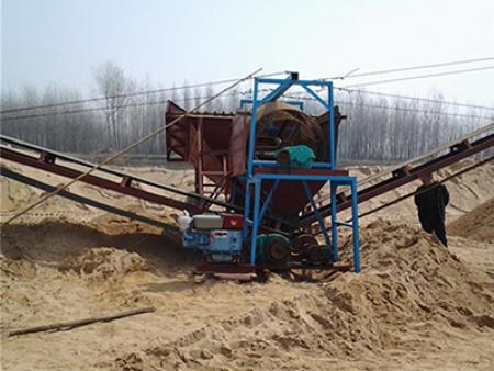 筛沙设备系列