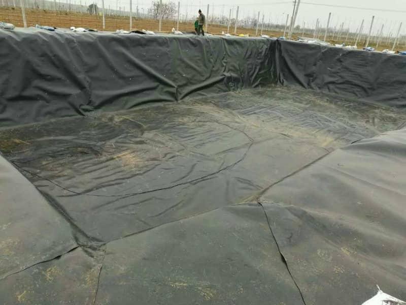 垃圾填埋場防滲膜基層施工要求