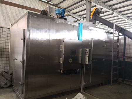 肇慶五金公司化工污泥干化案例_泉能污泥烘干機,節能環保型污泥烘干設備,效率高,更耐用