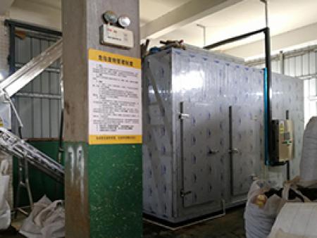 電鍍污泥烘干案例_泉能污泥干化機/廣州泉能智能科技股份有限公司