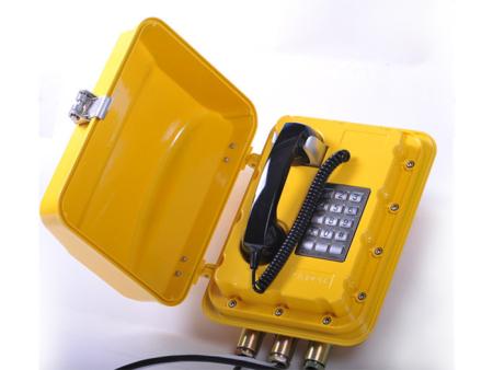 矿用防爆电话机的检修和安全要求