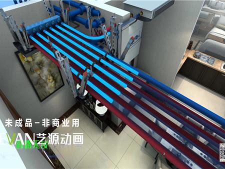 浙江金华机械动画制作公司