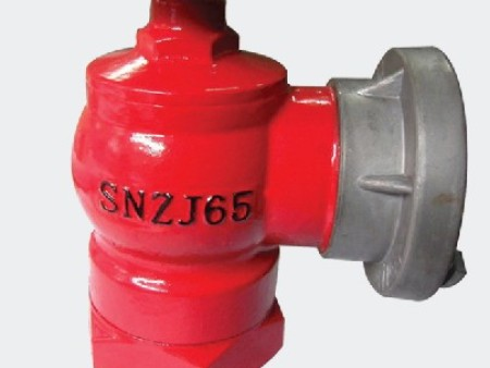 旋转减压型室内消火栓