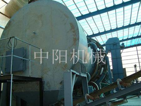 化肥设备造粒机设备工艺说明