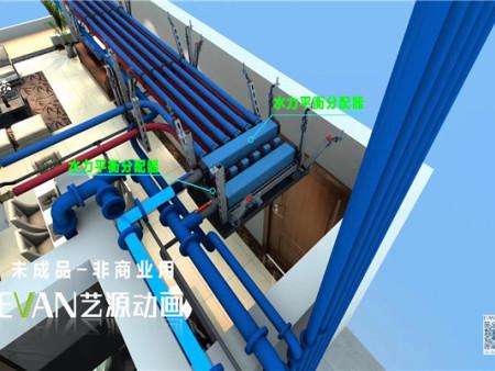湖南怀化机械动画制作公司