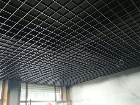 铝格栅吊顶