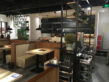 工业风火锅桌椅-合肥哪里能买到价格合理的火锅家具