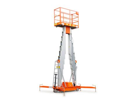 桅柱式高空作业平台-兰州工程机械设备租赁
