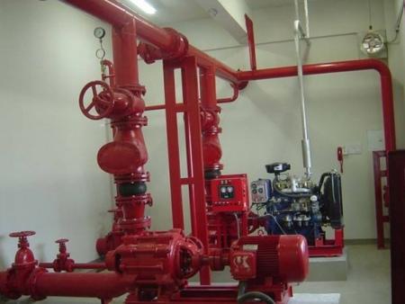沈阳消防工程消防喷淋系统