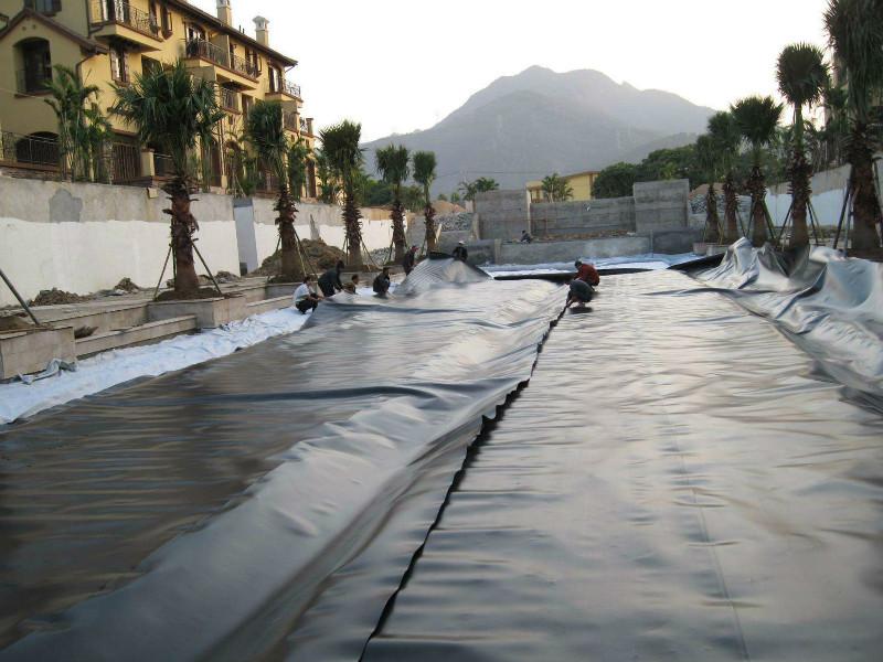 hdpe防滲土工膜施工方法有哪些