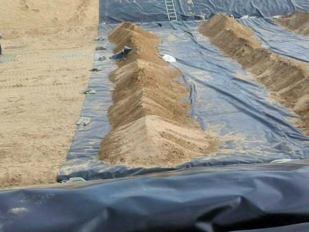 hdpe土工膜是什么材料