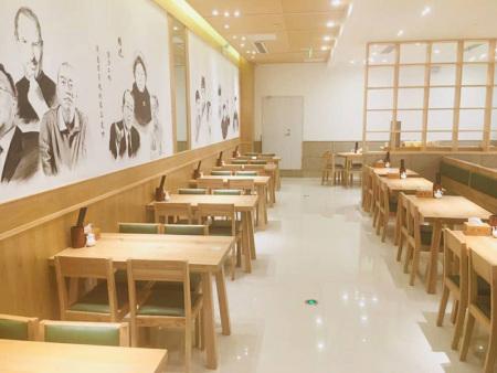 上海实木快餐餐桌-具有良好口碑的快餐家具多少钱