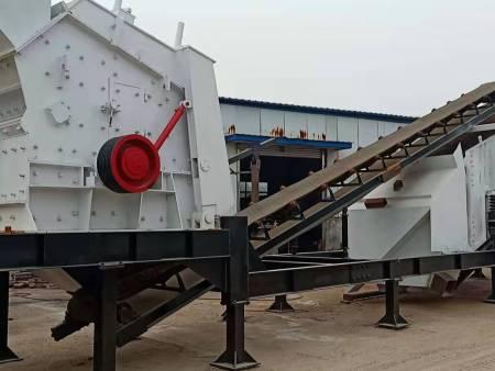 锤式破碎机厂家提供售后技术支持