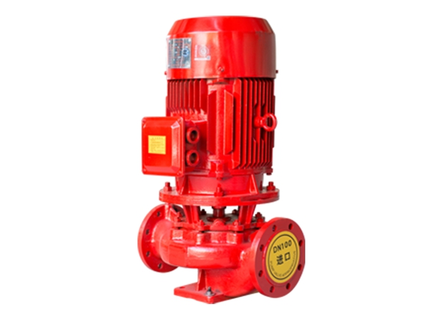 沈阳消防给水设备-单级立式消防泵