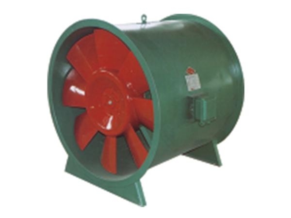 沈阳消防排烟-轴流式消防排烟风机