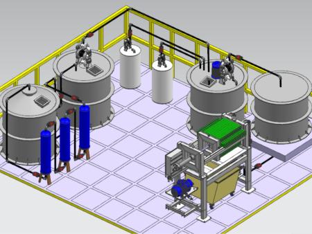 廣東反應釜廠家講述搪玻璃反應釜的維護保養方法