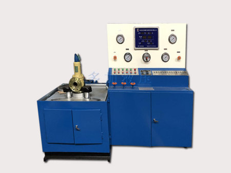 閥門檢測設備功能特點