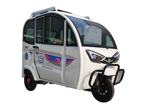 临沂电动三轮车运行稳定出行更安 全