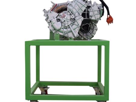 油电混合动力汽车-电动机解剖模型
