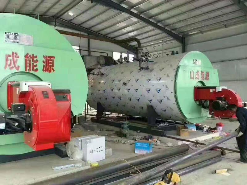 燃油燃气蒸汽锅炉的工作原理和结构