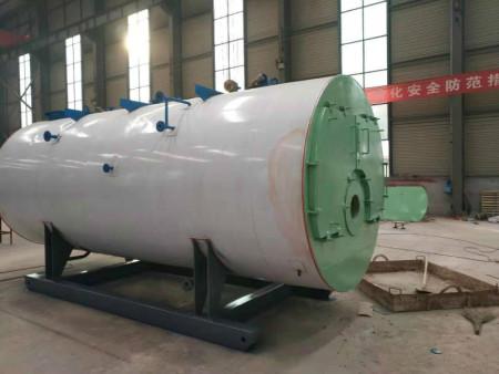环保蒸汽锅炉设置两个阀门的原因