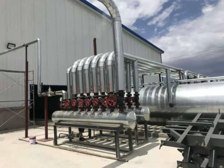 二次水循环有助于生物质蒸汽锅炉回收热量