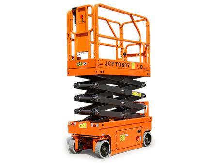 剪叉式高空作业平台-兰州工程机械设备租赁