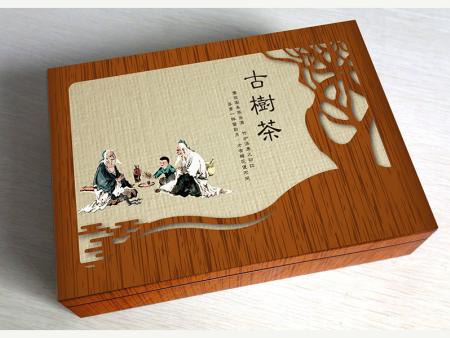 兰州礼品包装设计-茶叶礼品包装常用的制作材料