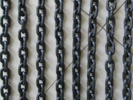 為什么進行礦用鏈條批發要選擇質量好的產品