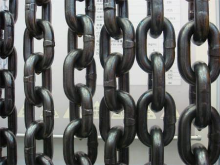 導致起重鏈條發生斷裂的因素非常多要做好預防準備