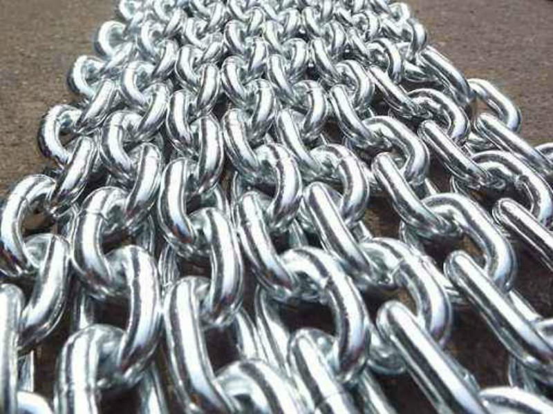 礦用刮板機鏈條表面除銹的方法和技巧