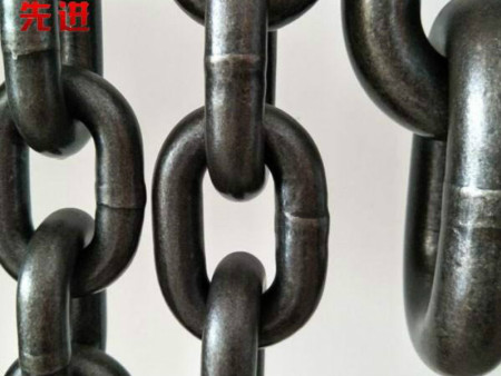 好材质的起重链条可以减少检查和维护的频率等