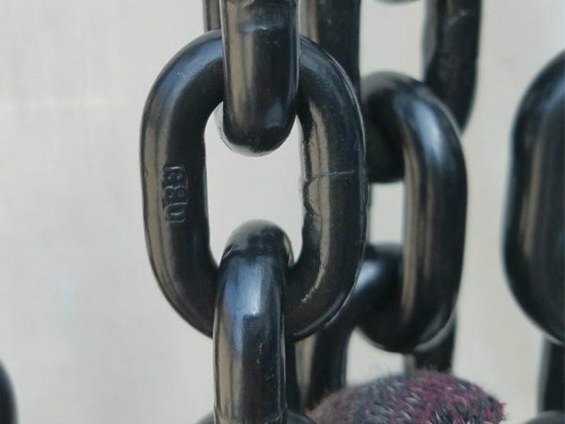 起重鏈條規格及載重量