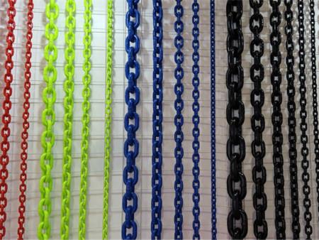 生产制造不锈钢链条时可以采用冲压的方式