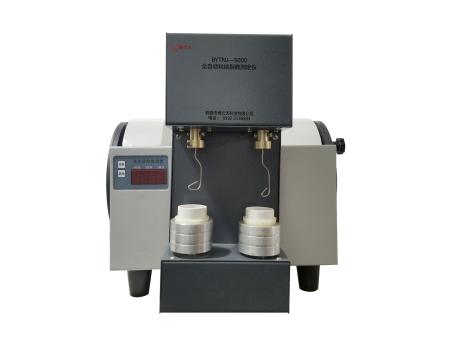 轉鼓、靜壓、攪拌一體儀/BYTNJ-5000全自動粘結指數測定儀/煤炭化驗設備