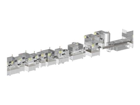 水表自动化组装解决方案
