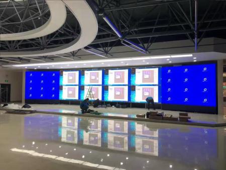 自治区政法委报告厅,宁夏LED显示屏,银川LED显示屏