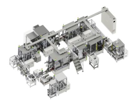 电子真空泵组装测试解决方案