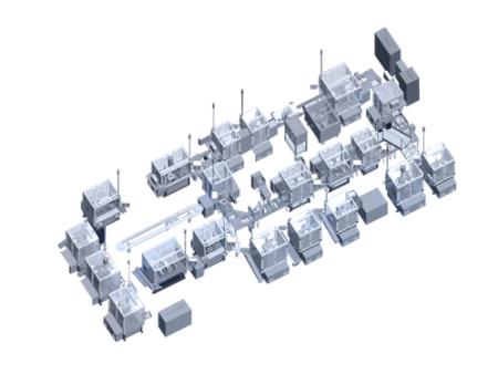 机油泵自动组装检测解决方案