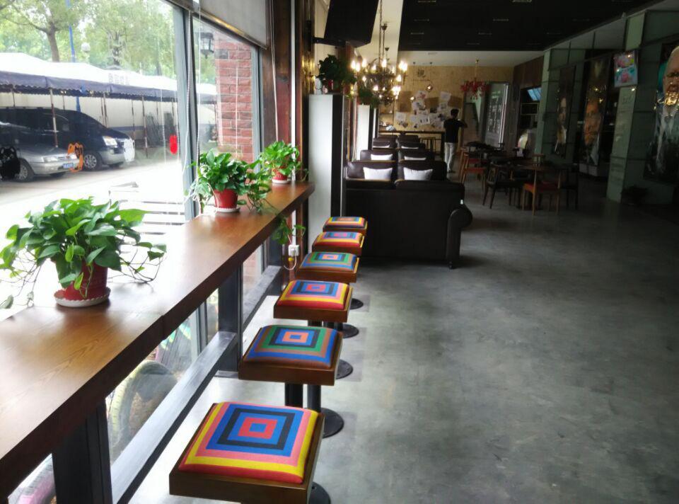 咖啡厅沙发|合肥好用的西餐厅桌椅认准博伟家具