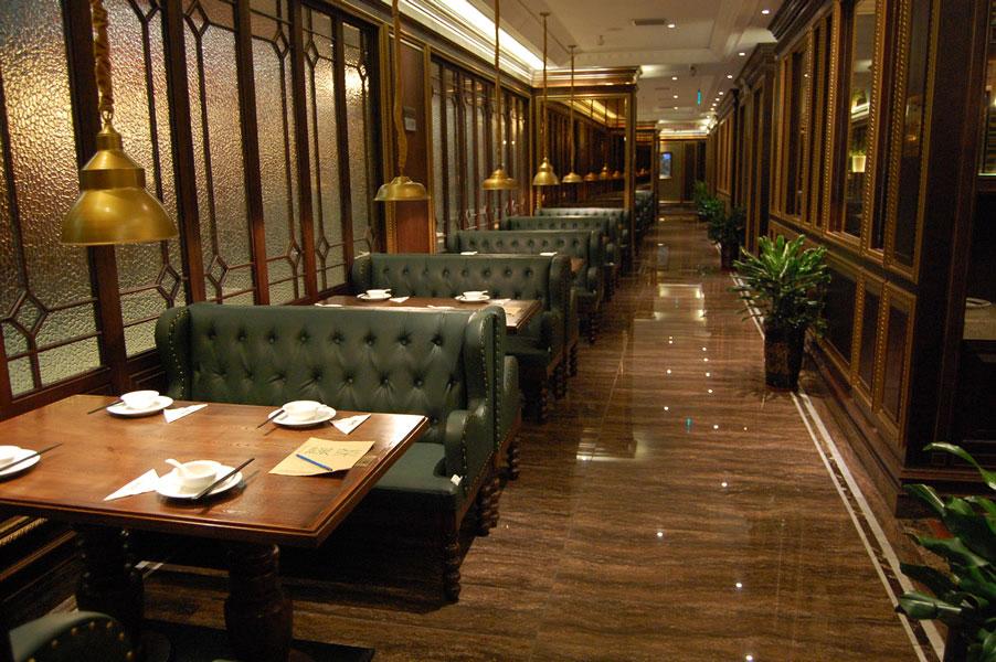 越来悦餐厅餐桌椅-高质量的美食城家具哪里有供应博伟家具生产