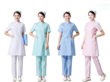 西安医护服订制报价-医院服饰价格范围