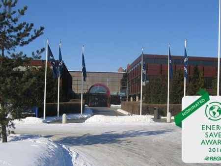 Regin楼宇控制系统用于挪威引爆数据中心采暖热回收