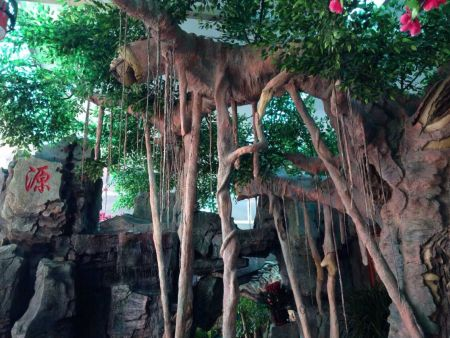 甘肃仿真树厂家告诉我们关于仿真树的知识