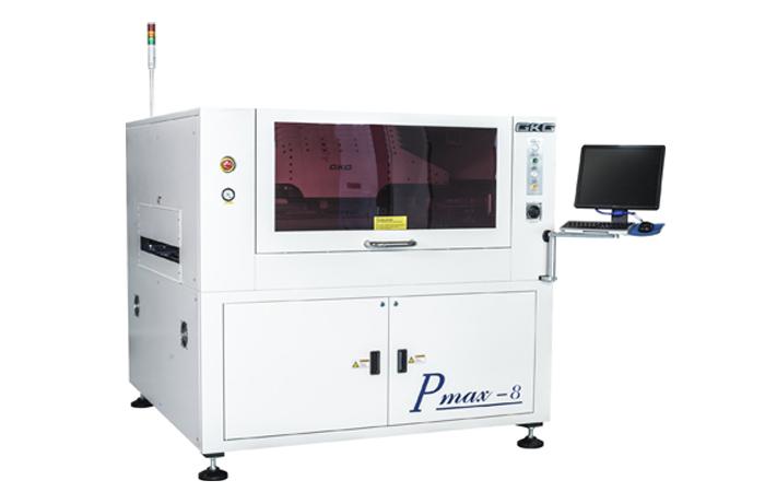 P8全自动锡膏印刷机