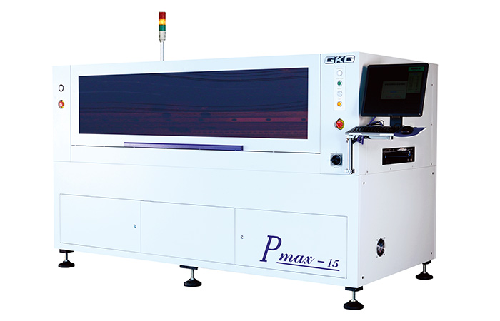 Pmax-15全自动锡膏印刷机