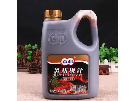 百利(桶装)黑胡椒汁-雷火下载雷火电竞调料