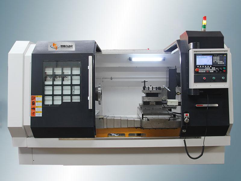 立式加工中心适合加工各种精密零件